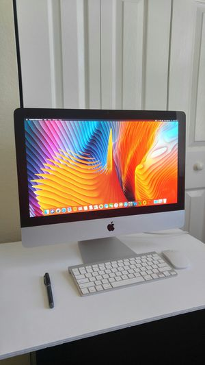 "🍎Apple iMac 21.5"" Desktop AIO / 500 GB HDD / 8 GB Ram / macOS High Sierra / Apple Keyboard / year 2011. for Sale in Homestead, FL"