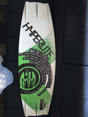 Hyperlite Murray surfboard 133. 52 inches long for Sale in Arlington, TX
