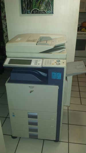 sharp mx4501n office printer for Sale in Charleston, WV