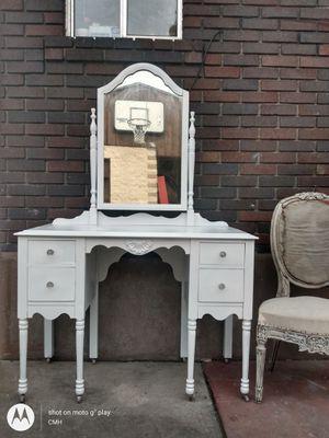 Vintage Dressing Table/Antique Vanity for Sale in Salt Lake City, UT