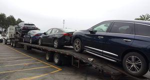 Car hauler trailer/flatbed for Sale in Mableton, GA