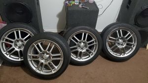 Whels and tires for Sale in Hurst, TX