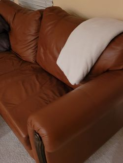 Leather Couch, Loveseat and Chair for Sale in Hercules,  CA