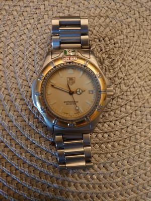 TAG HEUER Watch Ladies Women's Stainless Steel Silver for Sale in Ashburn, VA