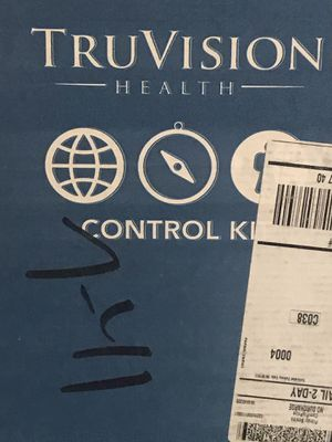 TriVision Health Control Kit Brand New Never Opened for Sale in Scottsdale, AZ