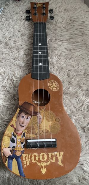 Woody Disney Pixar Ukulele for Sale in Aurora, CO