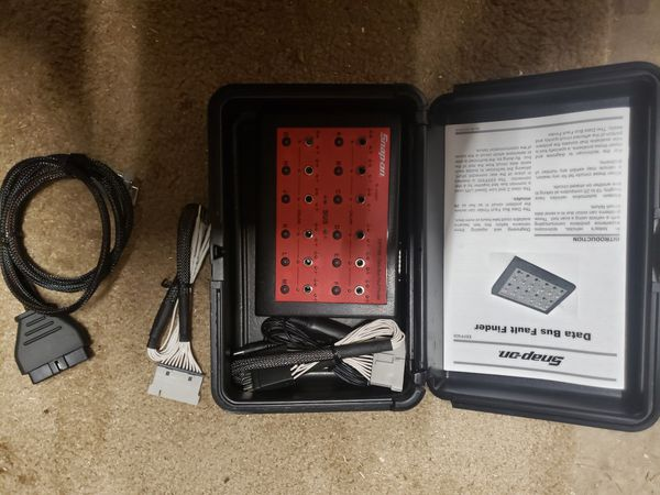 Brand new in box never used Snap On Data Bus Fault Finder for Sale in  Plainfield, IL - OfferUp