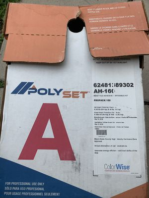 Roofing adhesive AH-160 for Sale in Hollywood, FL