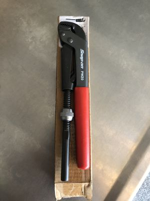 "Snap on. Brand new 8"" adjustable plier wrench $60 for Sale in Upland, CA"