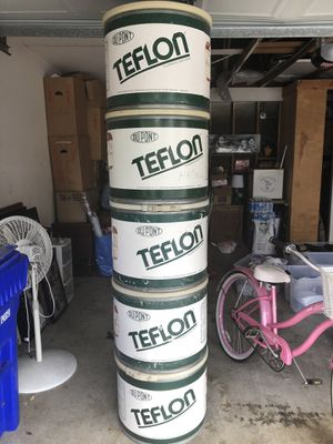 Round stackable storage containers for Sale in Rancho Cucamonga, CA