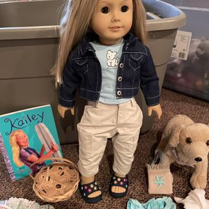 American Girl Doll Kailey (2003) for Sale in Verona, NJ