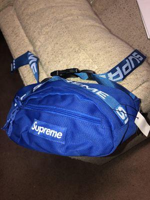 BLUE SS18 SUPREME FANNY PACK for Sale in Denver, CO