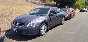 2012 Nissan Altima 2.5S Special Edition for Sale in Spring Valley, CA