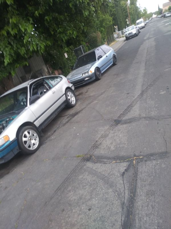 B swapped crx