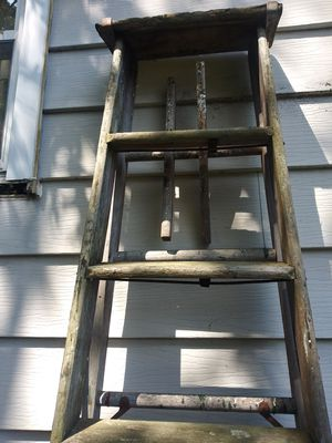 3 different Old wooden 1@ 8-ft and 2@5ft still sturdy for Sale in Croydon, PA
