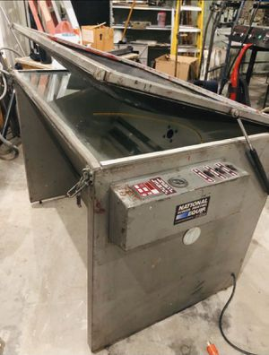 Screen Exposure unit for Sale in Los Angeles, CA