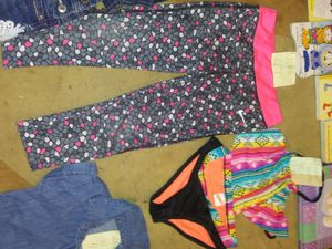 NEW KIDS CLOTHING ..3 to 6T..buy N E one item of clothing n get FREE KIDS BOOK!! for Sale in Conley, GA