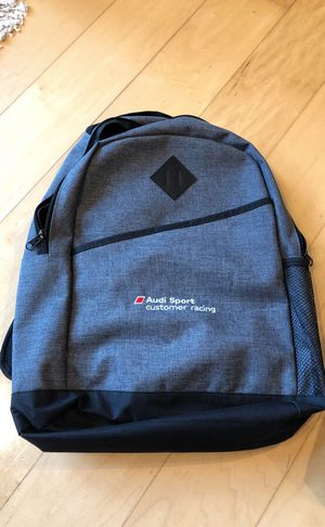 Audi sport customer racing backpack for Sale in Arlington, VA
