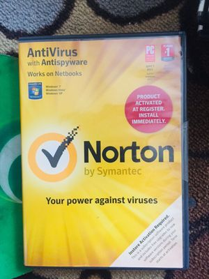 Norton Antivirus with Antispyware for Sale in Philadelphia, PA