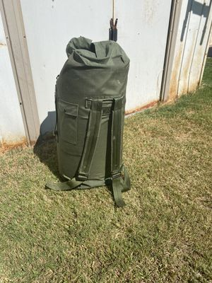 4- Military duffel bag/sea bag. $13 each for Sale in Temecula, CA