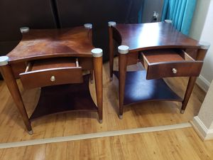 2 Solid Wood Living room Table for Sale in Alexandria, VA