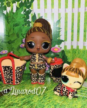 Fierce & Fierce Kitty LOL Surprise Dolls for Sale in Miami, FL