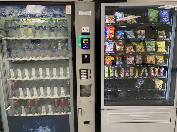 Vending business for sale