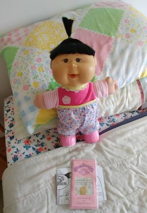 Cabbage Patch Kids Doll My First Steps 2007 for Sale for sale  Elizabeth, NJ