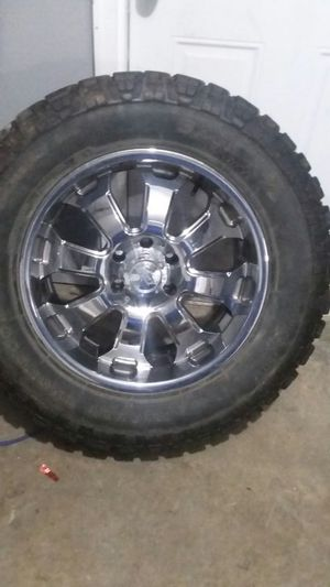 Mickey Thompson's with rims for Sale in Pittsburgh, PA