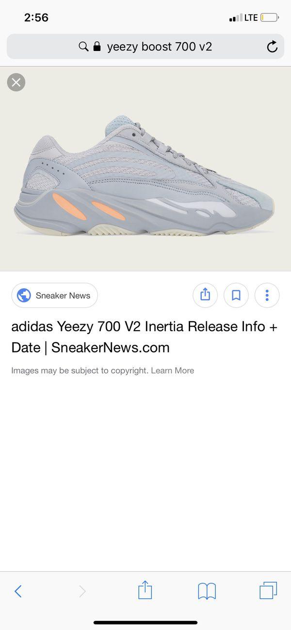 Yeezy Boost 700 V2