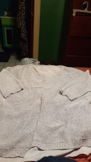 Womans 3x sweater for Sale in San Antonio, TX