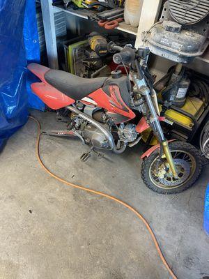 70 CC KC Dirt Bike for Sale in Tacoma, WA