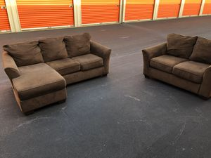 Couch and Loveseat Sofa Set *FREE DELIVERY* for Sale in Bayville, NJ