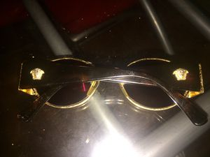 Gianni Versace Sunglasses S60 14L Authentic Vintage Brown Gold for Sale in Sebring, FL