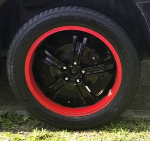 """20"""" SMR Rims + GoodYear Tires 265-50-20 for Sale in CHAMPIONS GT, FL"""