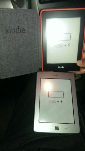 2 kindle pads (fair condition) for Sale in Boston, MA