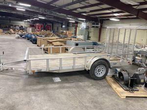 Aluminum trailer 6x12 for Sale in Pasadena, TX