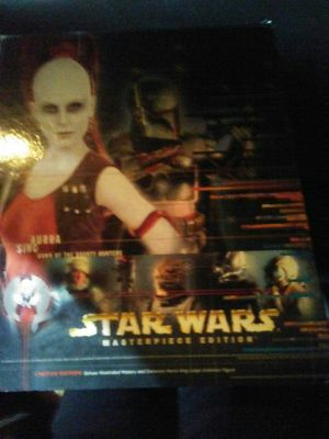 star wars masterpiece edition limited for Sale in Denver, CO