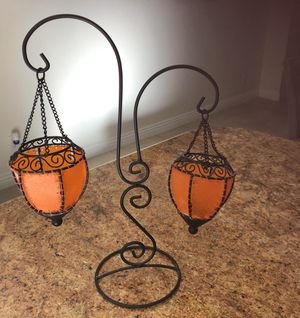 Cute outdoor candle holder for Sale in Santa Monica, CA