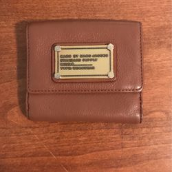 Marc Jacobs Leather Wallet for Sale in Kirkland,  WA