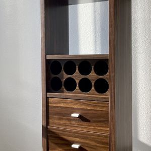 Bar Cabinet, Port Augusta Transitional Bar for Sale in Seattle, WA