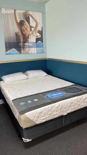 Simon 12 '' Cooling Gel Memory Foam Mattress FINANCE NO CREDIT NEEDED Q XRXK for Sale in Irving, TX