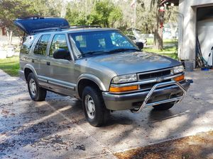 01 Chevy blazer 4x4, sell or trade for Sale in Zephyrhills, FL