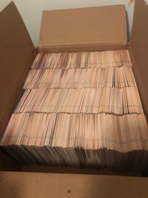 Over 1000 + 1989 DonRuss Baseball Cards for Sale in Keansburg, NJ