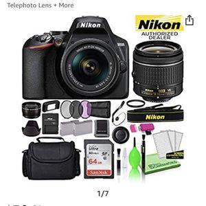 Nikon D3500 for Sale in Richmond, VA