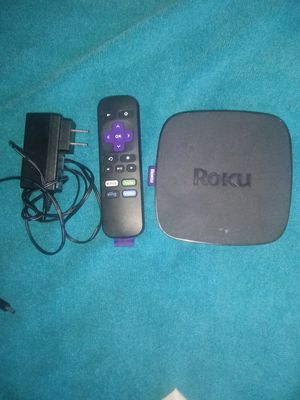 Roku Box Premiere HD And 4K UHD With Charger And Controller!!!Works Perfect And Sony Smart Wi-fi Blu-Ray Disc Player With Charger And Controller $50 for Sale in Fort Lauderdale, FL
