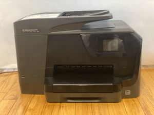 HP Officejet Pro 8715 All-in-One Color Ink-jet - Multifunction printer for Sale in Brooklyn, NY