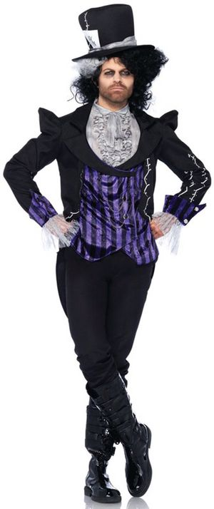Men's mad hatter costume for Sale in Reedley, CA
