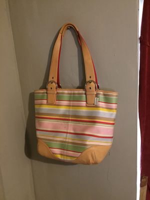 Authentic coach purse for Sale in Saint Paul, MN