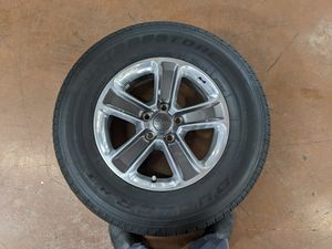 Jeep wrangler wheels and tires for Sale in Rancho Santa Margarita, CA